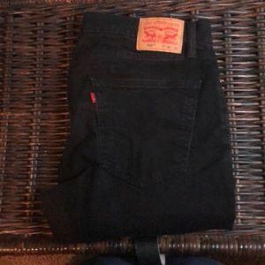 Levi 502 Tapered Leg Jeans